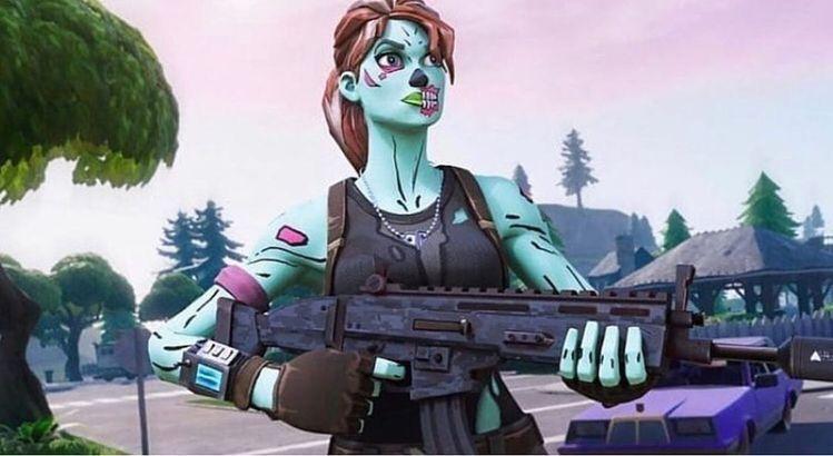 Ghoul Trooper Ghoul Trooper Best Gaming Wallpapers Cute Doodles