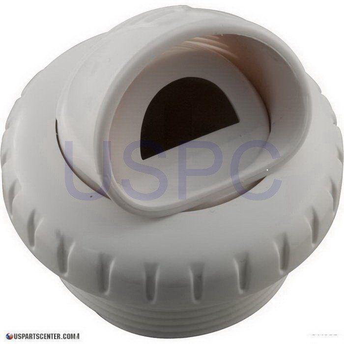 Inlet Fitting, Return Line Venturi, Infusion, White, PKG 4