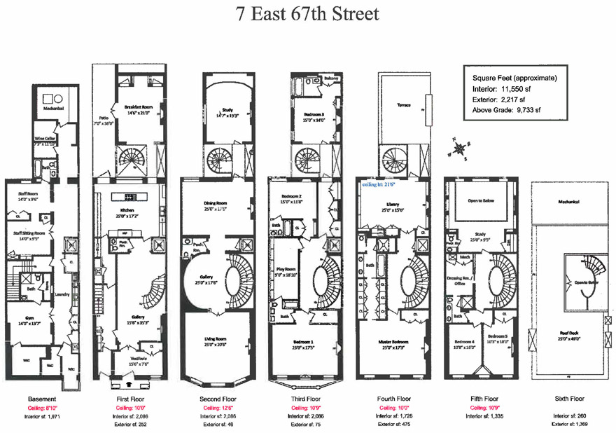 Corcoran, 7 East 67th Street, Upper East Side Real Estate