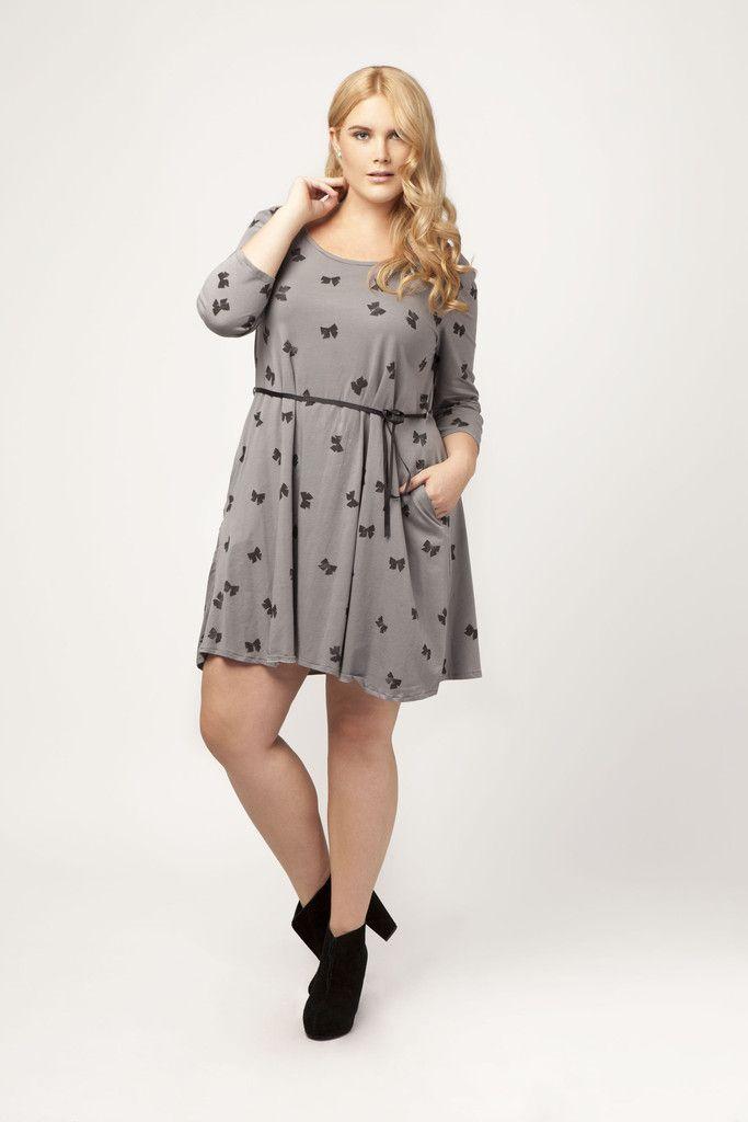 Stefanie Bezaire Stefanie Plus Size Dress   Madison Plus Select