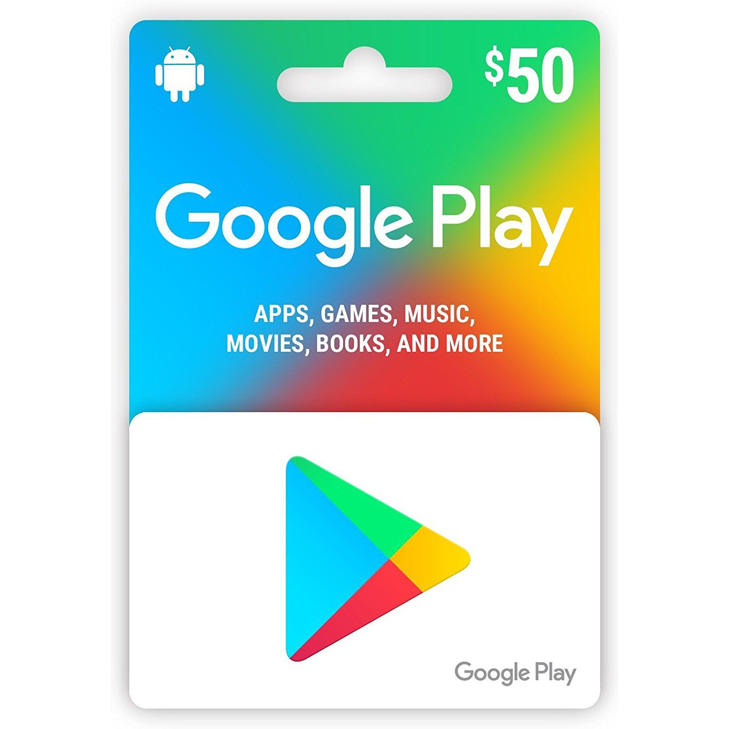 Google Play Gift Card Click On The Image For Additional Details