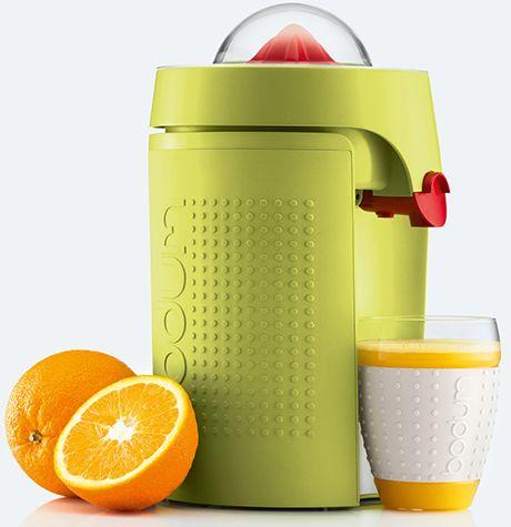 kitchen design products. Bistro juicer by Bodum Product Design  productdesign