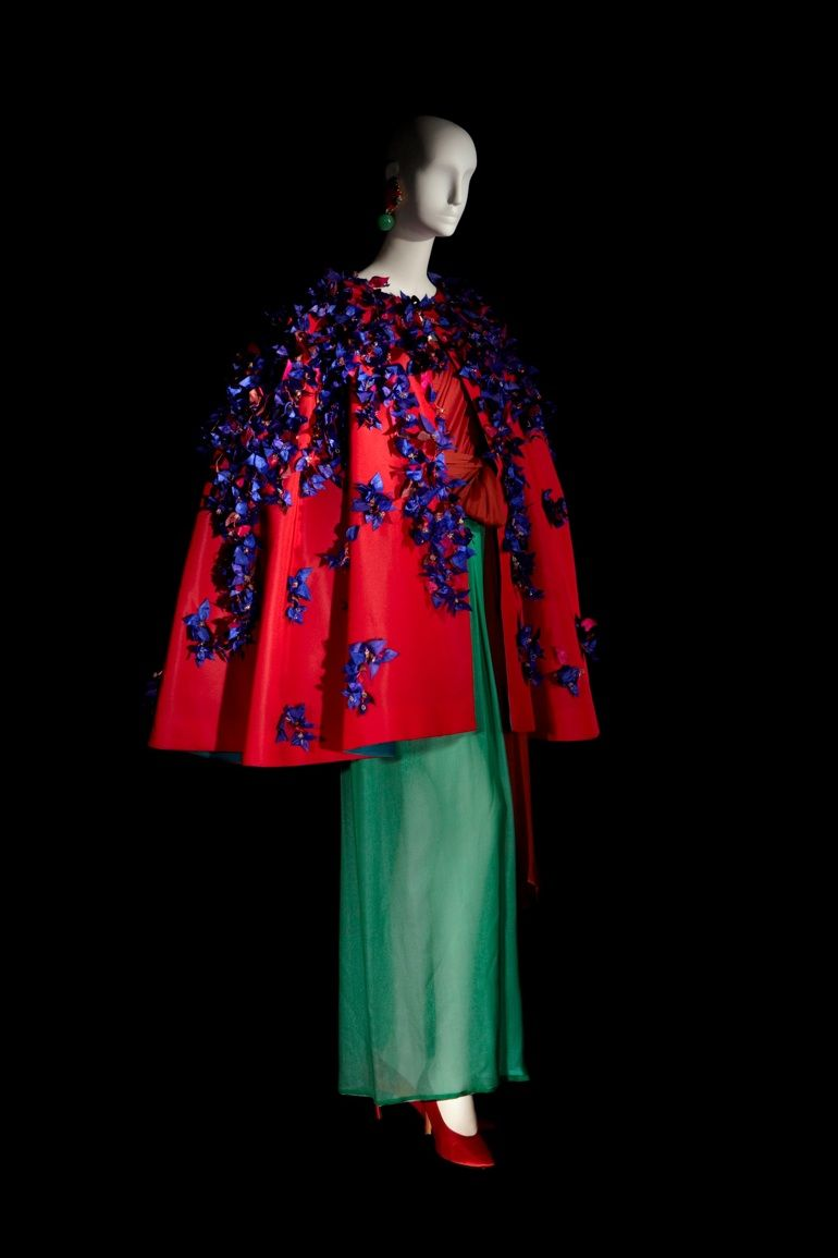 Yves Saint Laurent, Spring-Summer 1989 haute couture collection