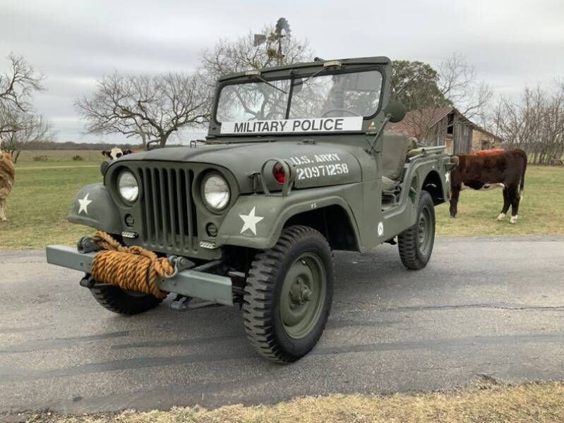 1955 Willys Jeep For Sale Allcollectorcars Com In 2020 Classic Jeeps Willys Jeep Willys