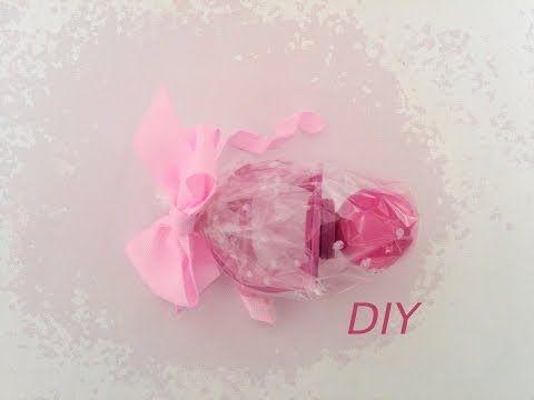 Detalles, regalos baby shower. Diy, babyshower souvenir | Aprender manualidades es facilisimo.com
