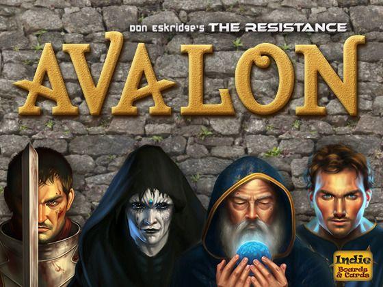 The Resistance: Avalon by Travis, via Kickstarter.
