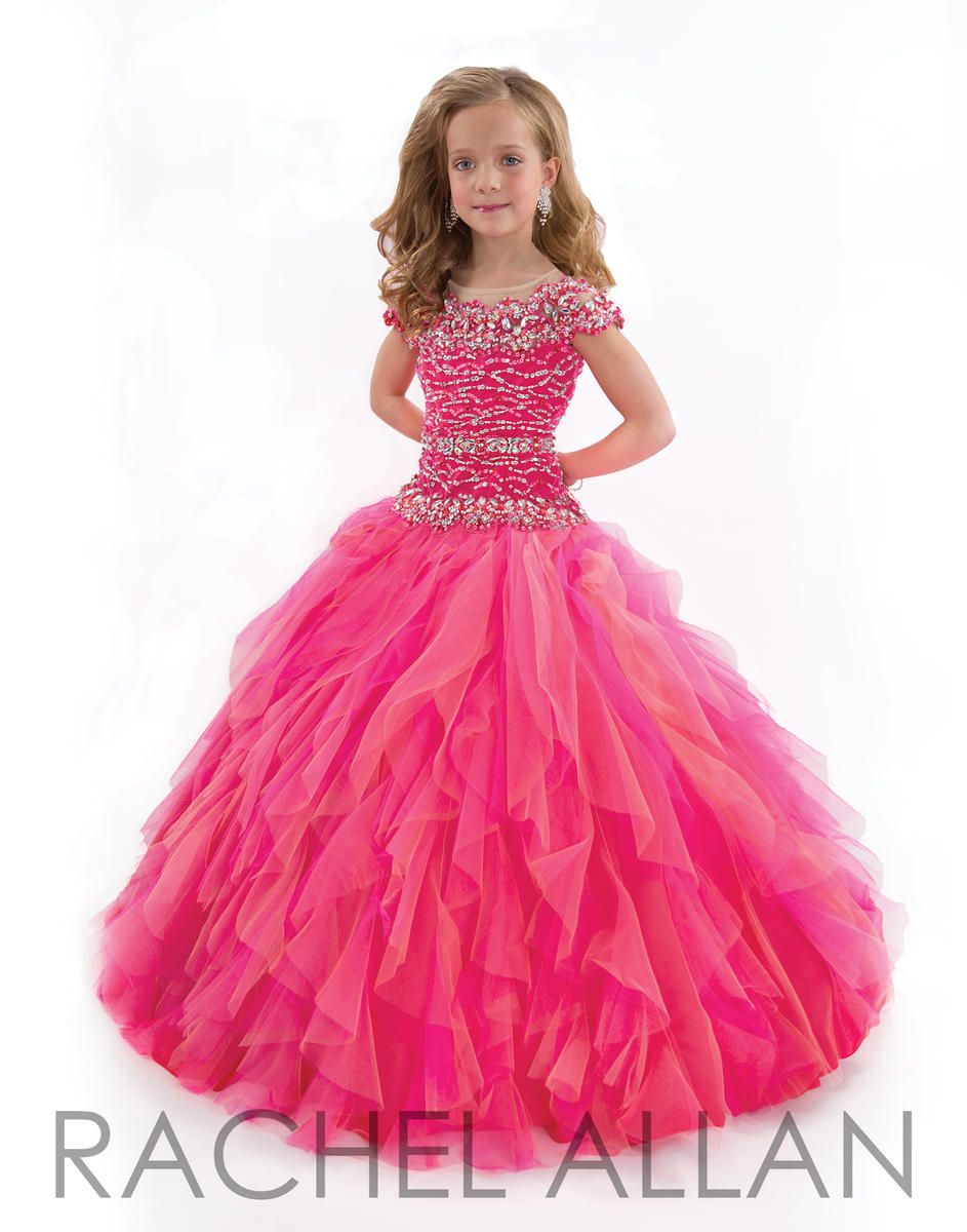 cac574eebf03 Rachel Allen Girls 2016 Pageant Dresses Rachel Allan Perfect Angels 1549 Rachel  Allan Perfect Angel Orlando