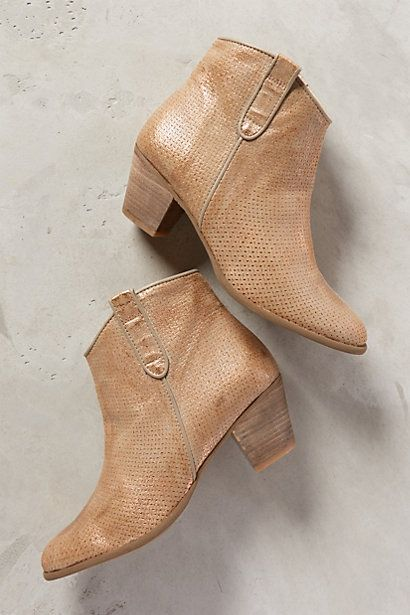 Pinto DiBlu Lamo Booties #anthropologie
