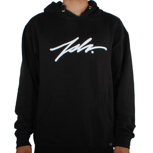 pretty cheap top brands new product Jslv Signature Hoodie (Black) $53.95   Black hoodie, Hoodies ...