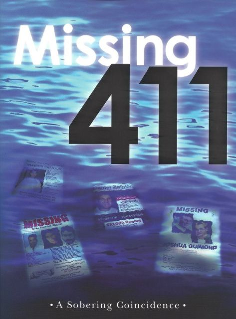 Missing 411-A Sobering Coincidence | Coincidences, Cool ...