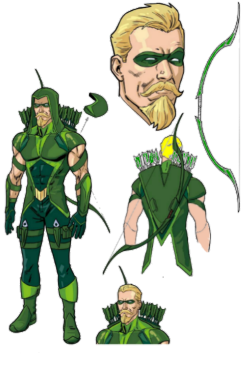 Green Arrow Green Arrow Comics Green Arrow Arrow Cosplay