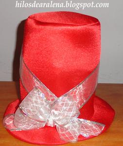 ¿Queréis aprender a hacer un sombrero con goma espuma  Entonces no os  podéis perder este tutorial con fotos 36d03a814fa