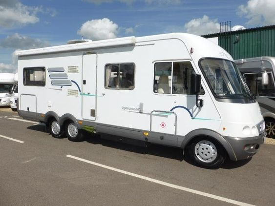 88c892d7cd3292 Hymer B754 Tag Axle Motorhome for sale in Nottinghamshire. Search and  browse thousands of Motorhome ads on Caravansforsale.co.uk today!
