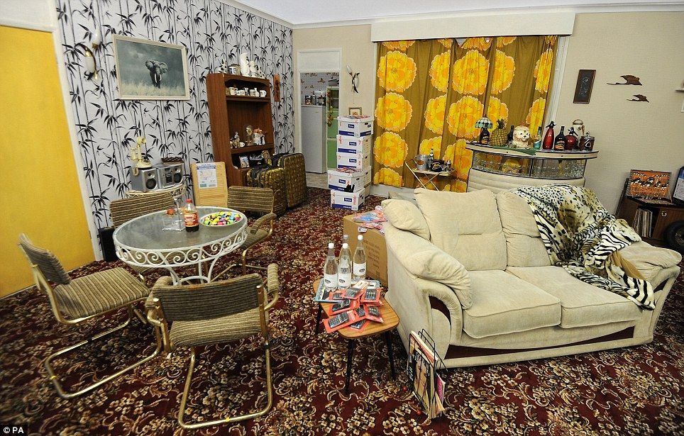 From Mandela House To Ideal Home Del Boy S Flat Is