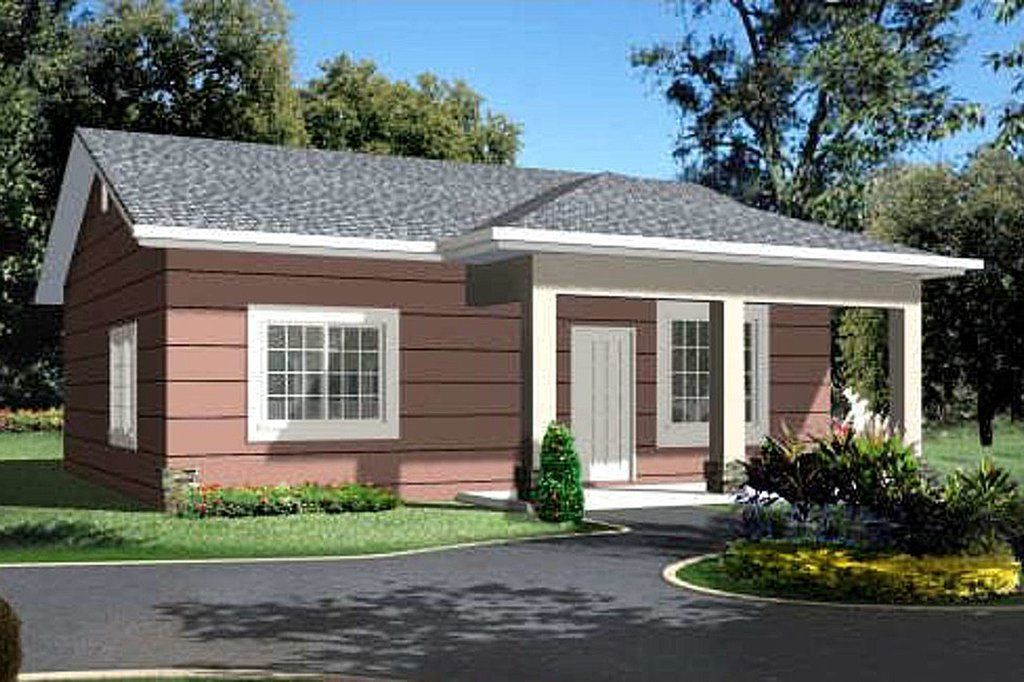 Ranch Style House Plan 1 Beds 1 Baths 896 Sq Ft Plan 1 771 In 2020 House Designs Exterior Ranch Style House Plans Traditional House Plans