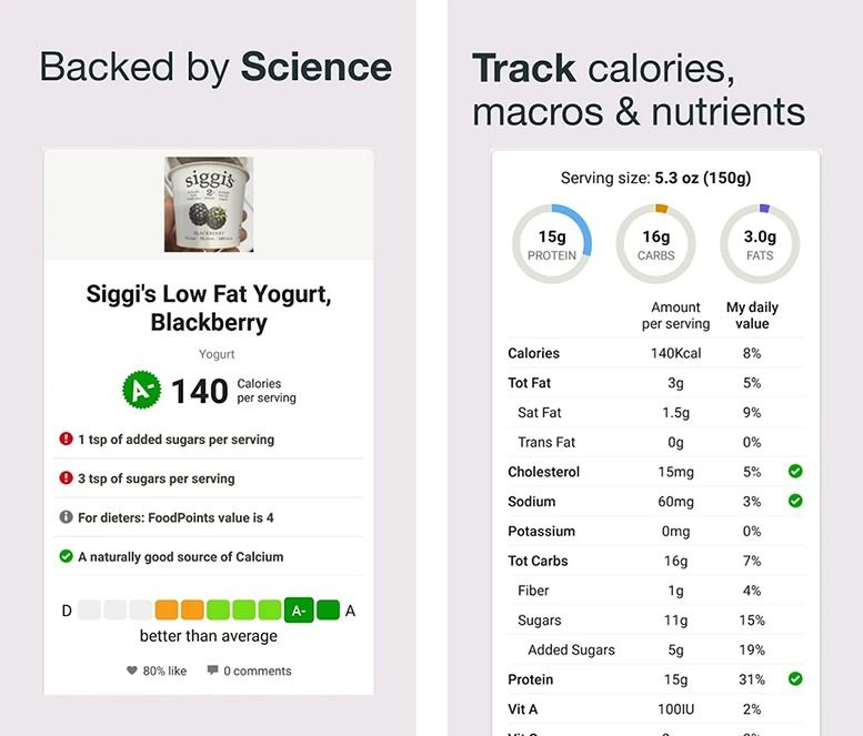 The Best Free Nutrition Apps For 2020 The Plug Hellotech Nutrition App Best Calorie Counter App Best Nutrition Apps