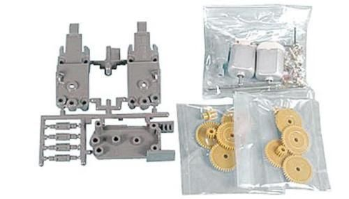 Details about New Tamiya 70097 Twin Motor Gearbox Japan | Luchs