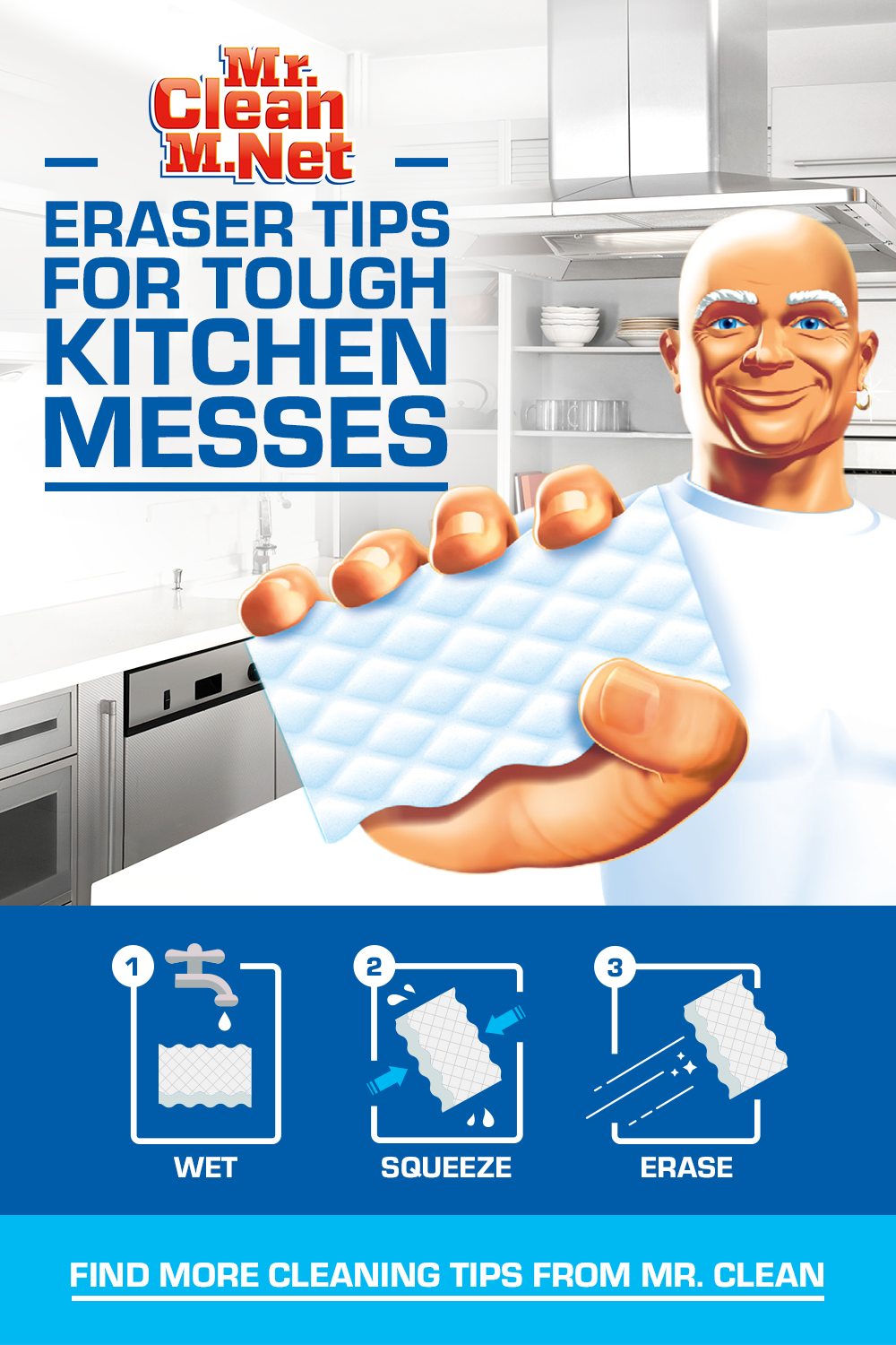 How To Clean |  Mr Clean®