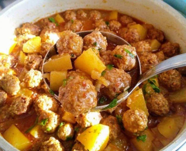 Photo of Juicy Meatballs