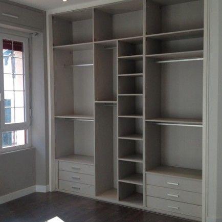 Vestidor dise o de armario en 2019 dise o de armario - Armario para habitacion ...
