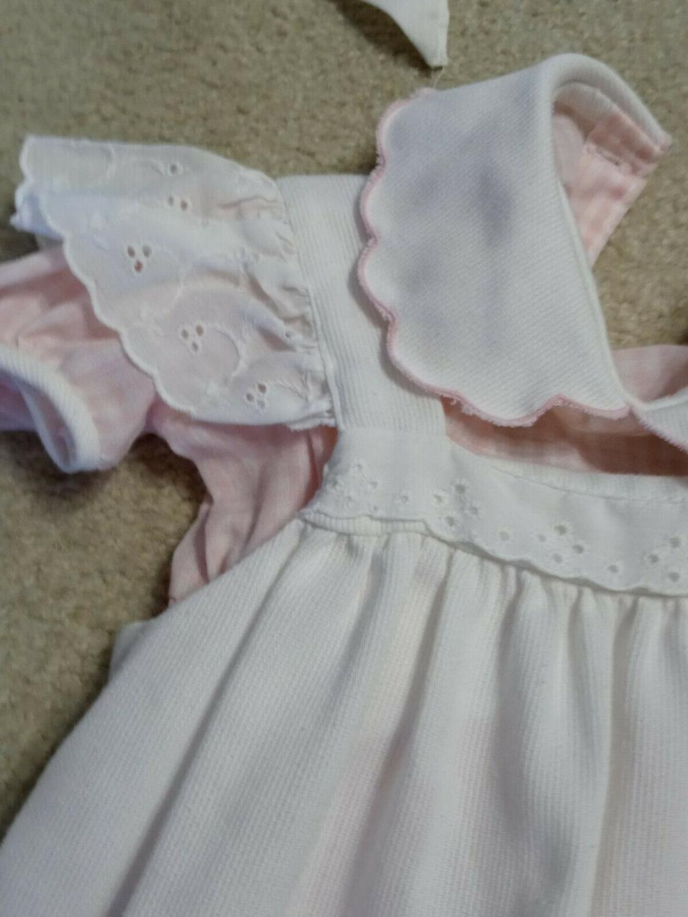 Vintage Toddler Nursery Rhymes Gingham Dress White Pinafores Size 4t Ebay In 2021 Gingham Dress White Pinafore Vintage Toddler [ 1333 x 1000 Pixel ]