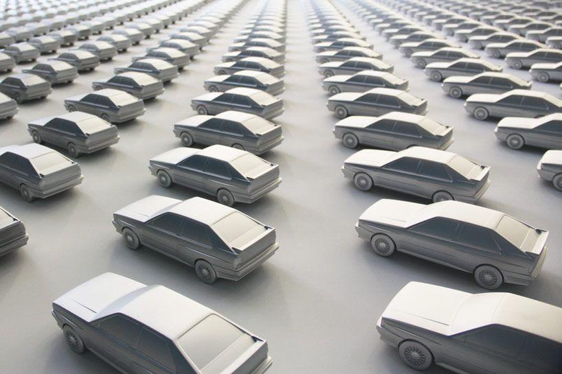 Audi Design Wall Pinkaothek Der Moderne Neue Sammlung