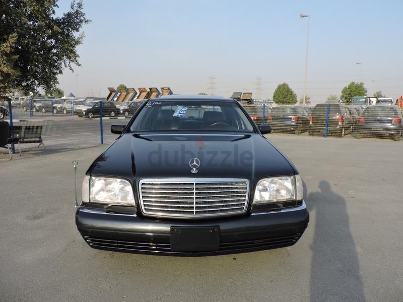 dubizzle Dubai   S-Class: A FANTASTIC S 500 SHABA FOR SALE ( 49000 ...