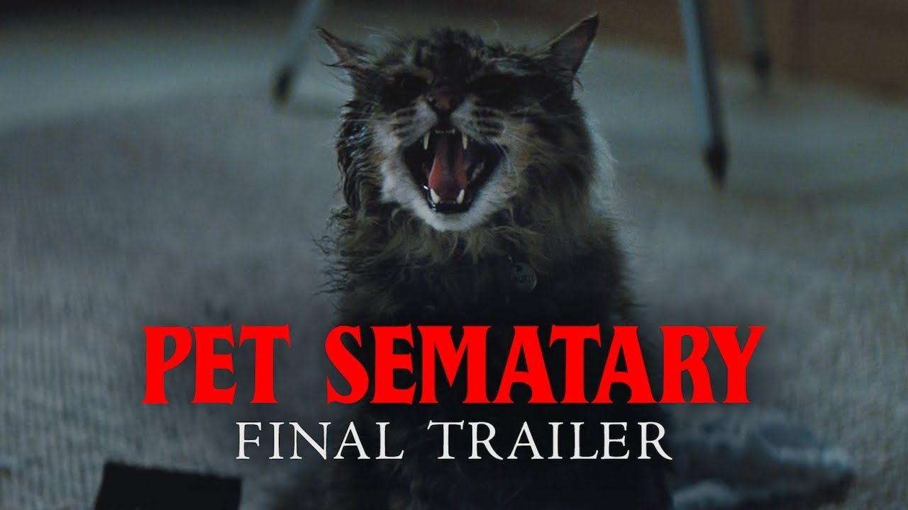 Pet Sematary (2019) Final Trailer Jason Clarke