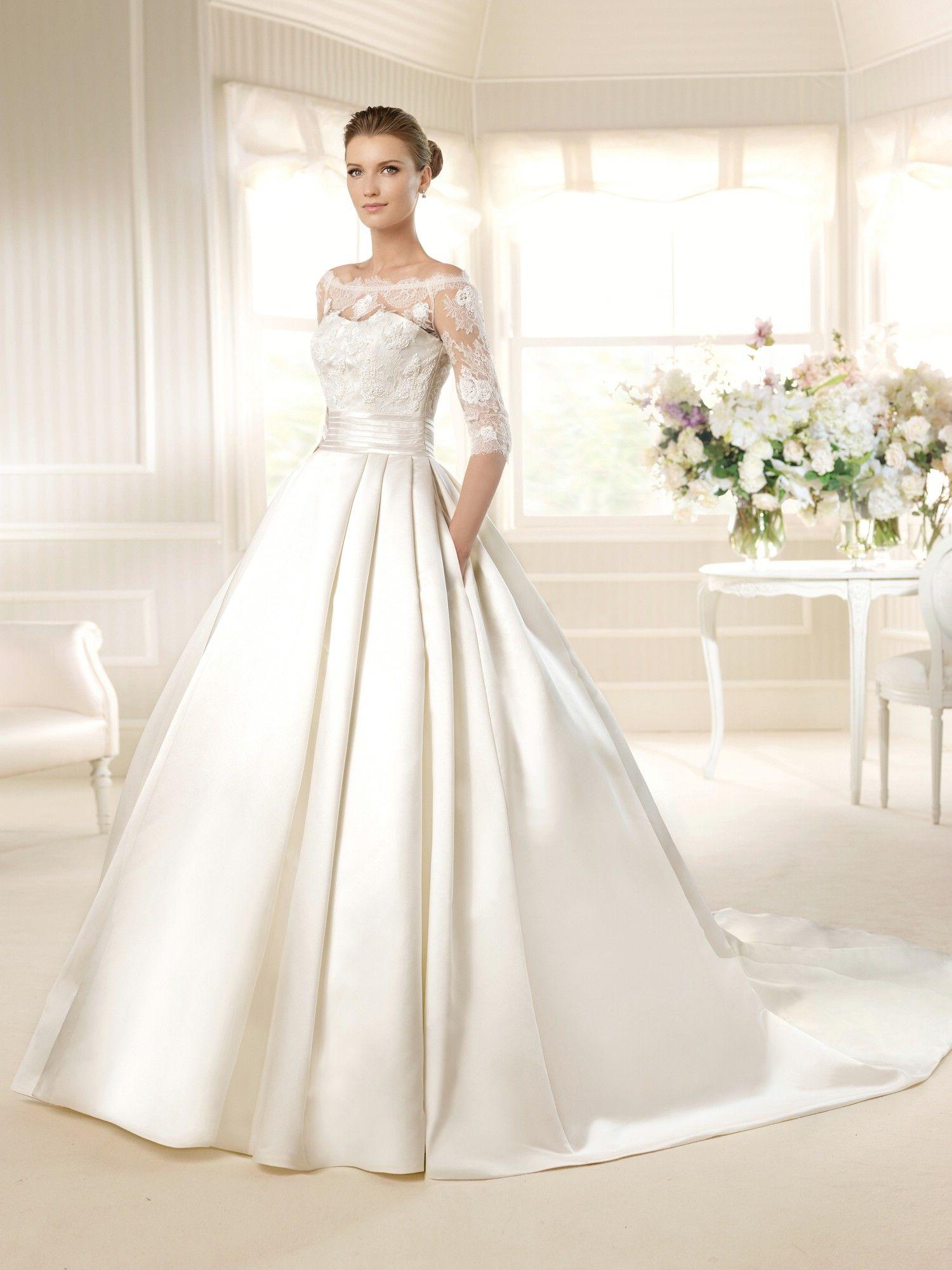 La Sposa Wedding Dresses Style Mega