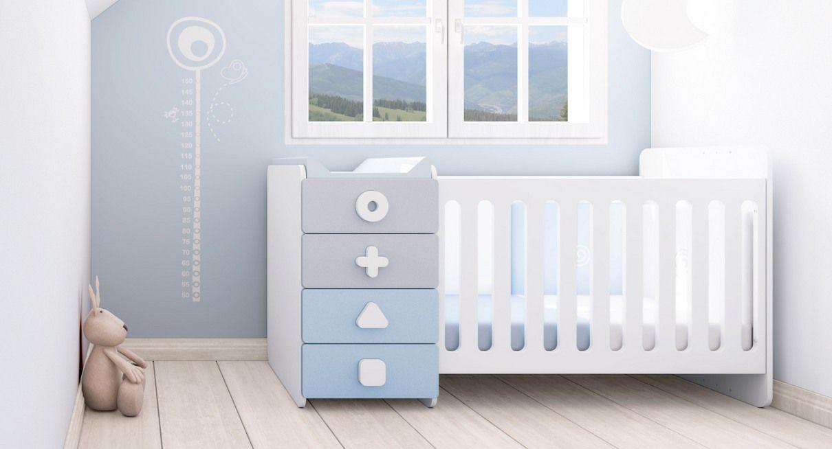 Cunas convertibles en cama baratas para pequeños espacios | Diseño ...