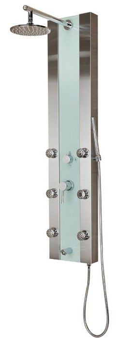Attractive Pulse ShowerSpa Paradise Shower Panel 1025 W $971.25