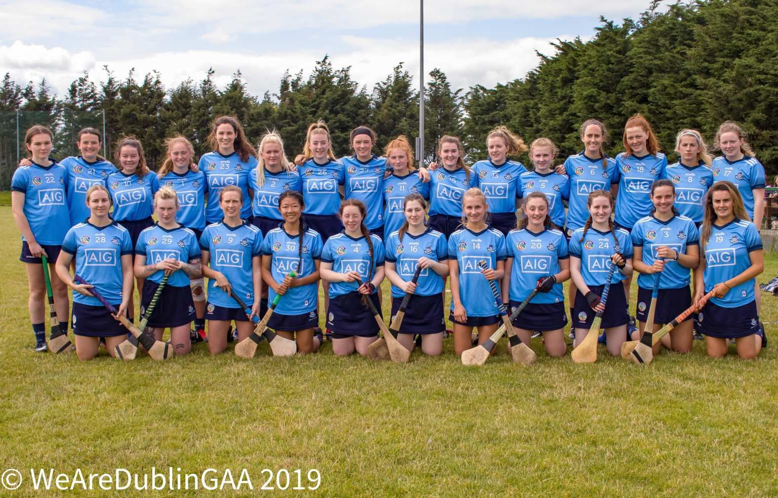 Six Changes For Dublin Intermediates Final Championship