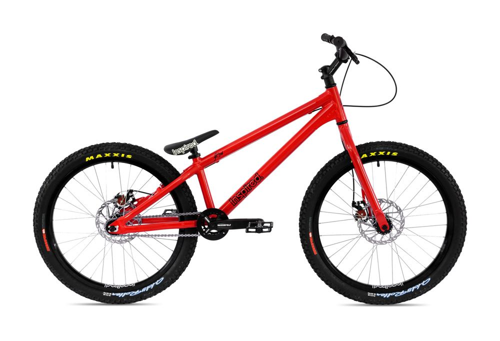 The Inspired Flow Plus 24 Street Bike Offers Excellent Value For Money For New Riders To The Sport But Also The Performance And Quality T Bicycle Bike 24 Bike