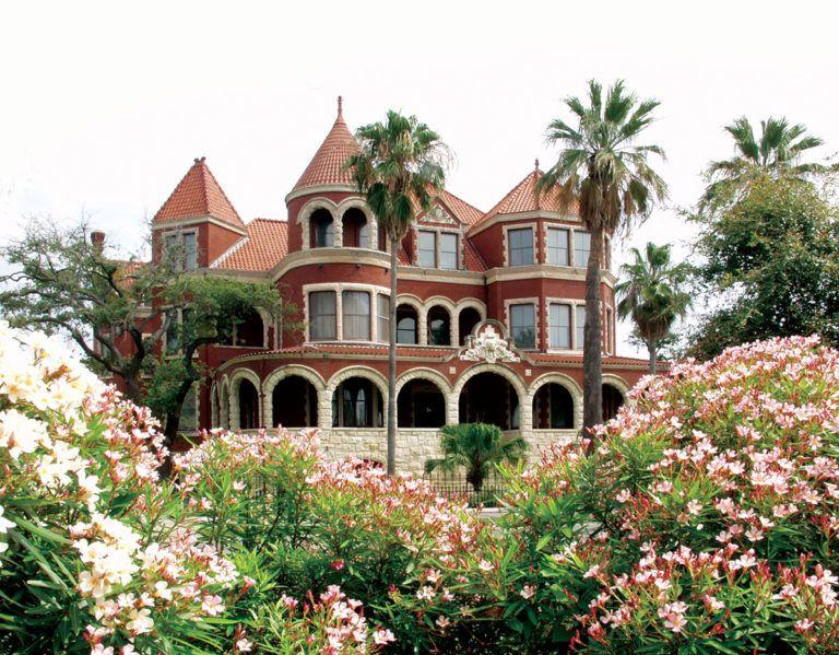 Moody mansion mansions galveston victorian homes
