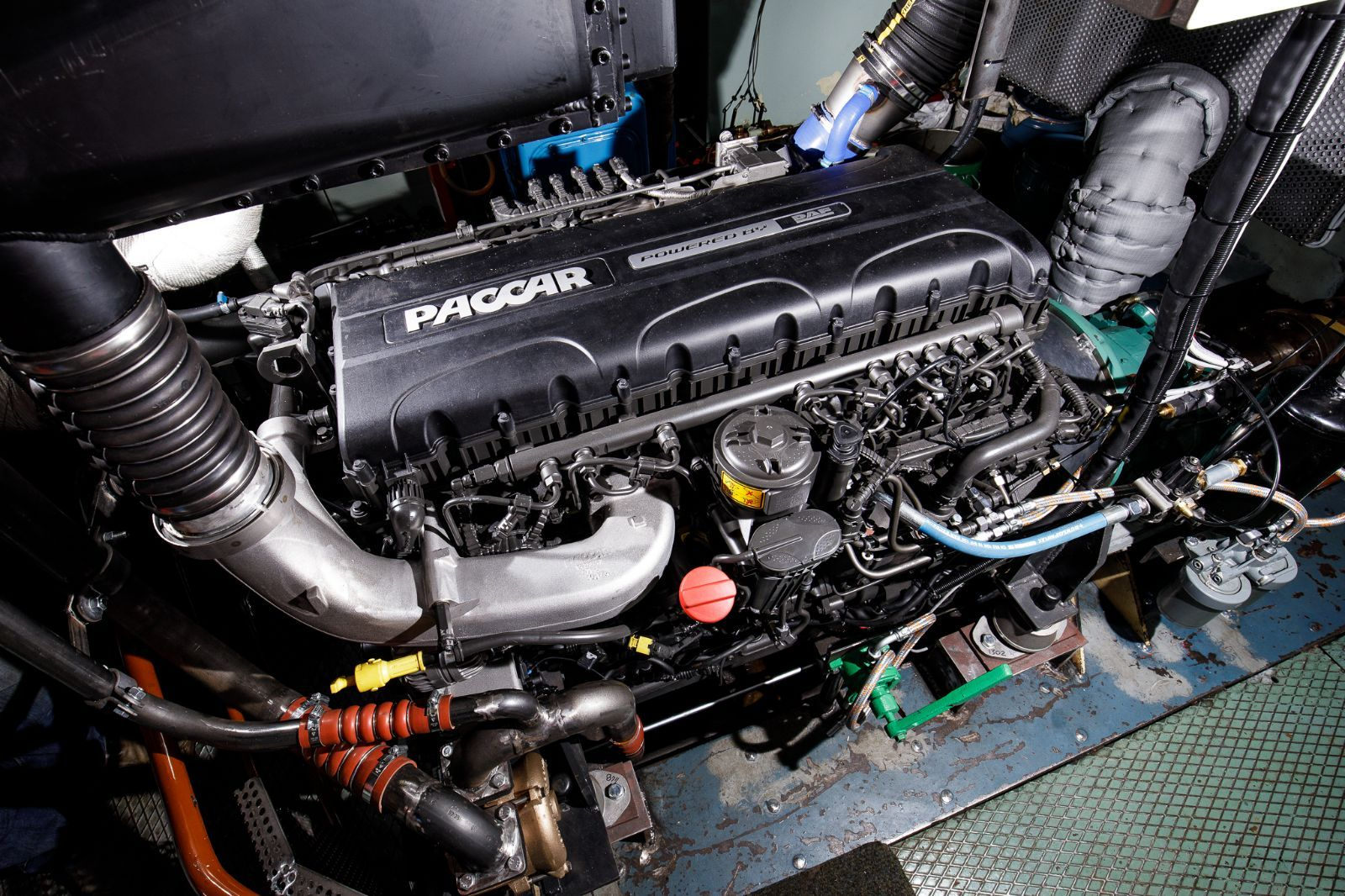 Vink Paccar Mx11 210 Obms Liane Engines Pinterest Engine Diagrams