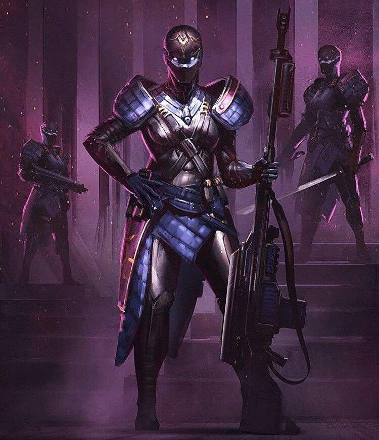 Destiny, royal awoken guard | Destiny fallen, Destiny ...