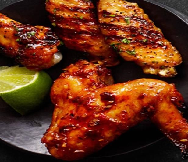 TEQUILA LIME CHICKEN WINGS RECIPE | Recipes I loVE ...