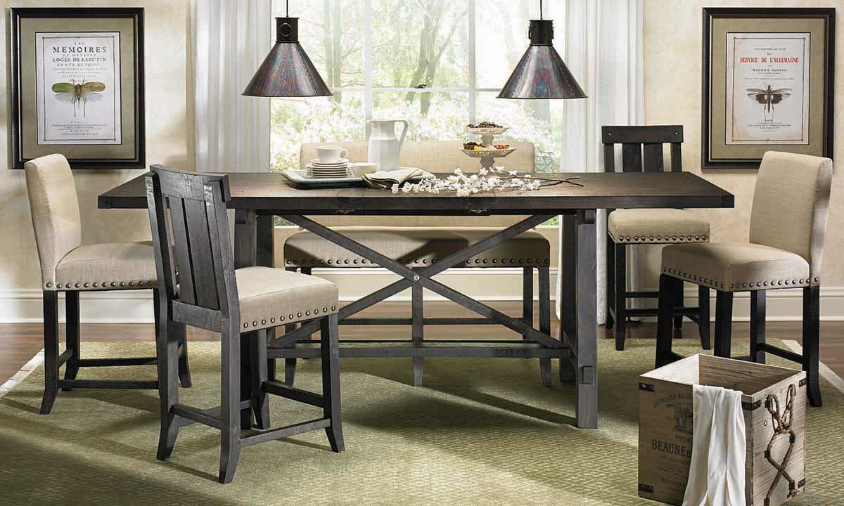 Improve The Look Of Your Dining Room With A Counter Height Dining