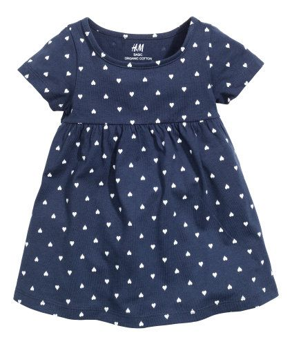 Robe En Jersey Product Detail H M Baby Pinterest Kinder