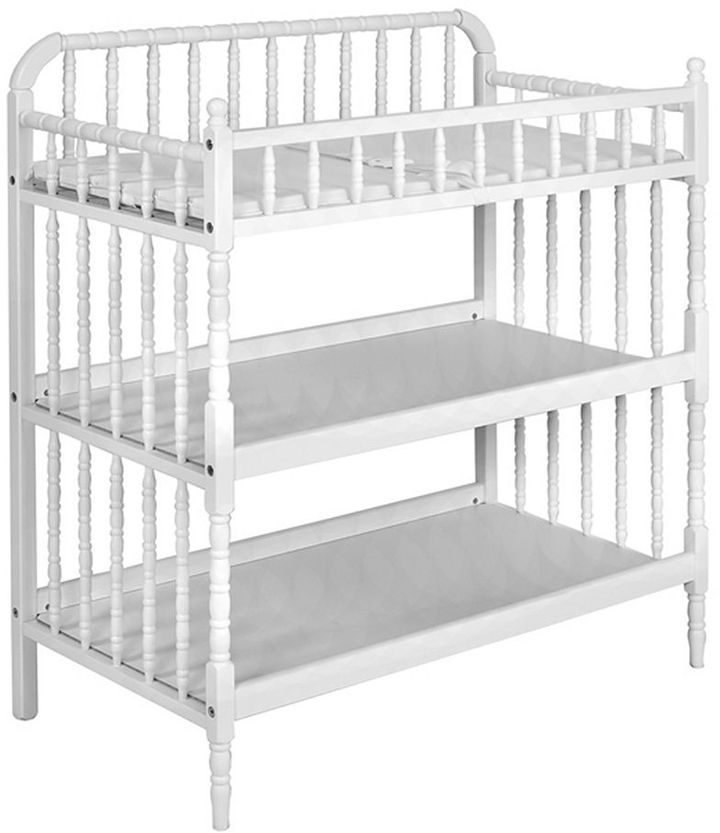 White Jenny Lind Changing Table   Got It!