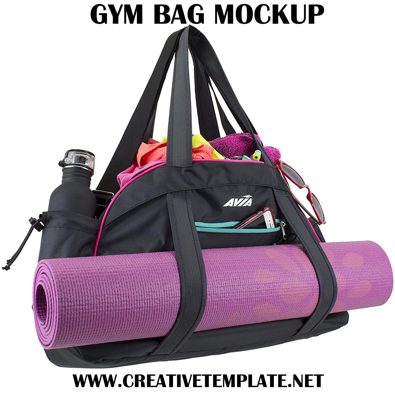 11681+ Sport Bag Mockup Branding Mockups File