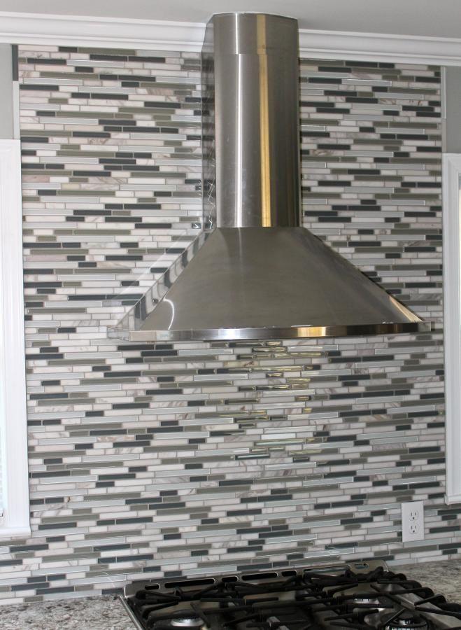 Glass And Marble Mosaic Kitchen Backsplash Mosaic Backsplash Kitchen Mosaic Tile Backsplash Kitchen Kitchen Backsplash Pictures