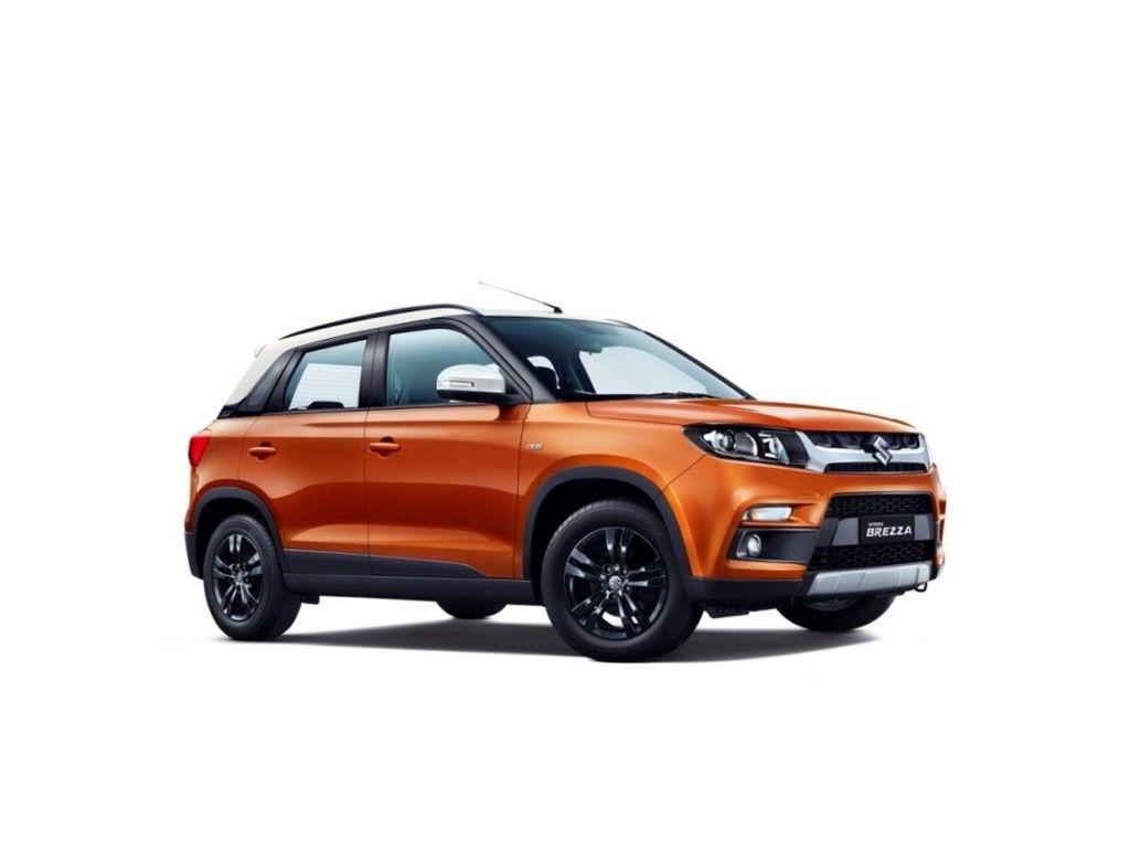 Tata Nexon Amt Vs Maruti Brezza Amt Vs Ford Ecosport At Spec Comparison Ford Ecosport Suv Suzuki