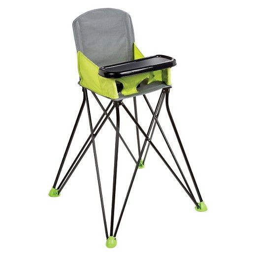 portable high chair target picnic chairs summer infant pop n sit highchair baby bambina
