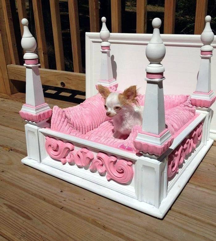 Diy Dog Crate Coffee Table