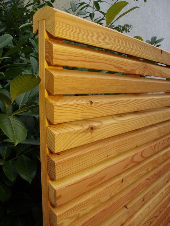 Sichtschutz markpine Holzindustrie Nahmitz