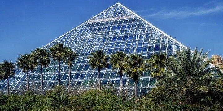 Moody Gardens, Galveston, Texas, USA
