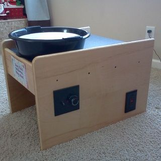 DIY Pottery Wheel (Using Treadmill Motor)   BUILDING ...