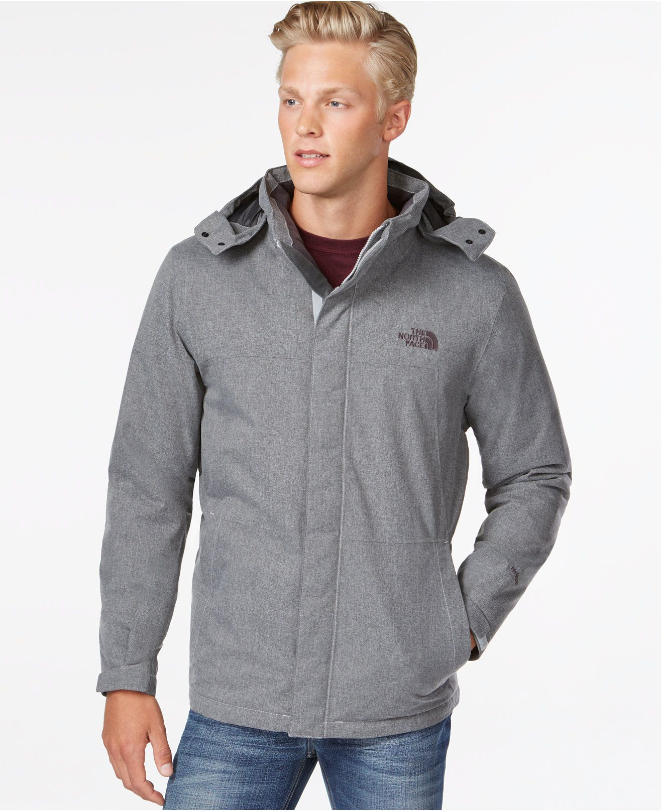 6e7556243 $200 The North Face Inlux Insulated Jacket - The North Face - Men ...