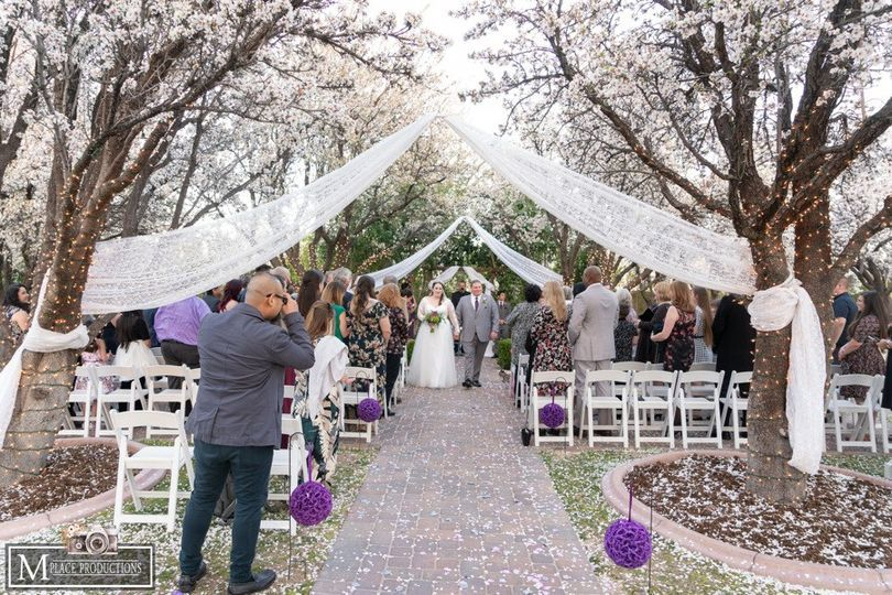 The Grove Venue Las Vegas, NV WeddingWire Wedding